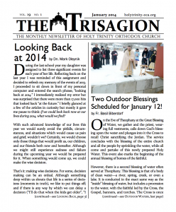 Click here to download the January 2014 issue.