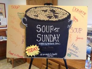 Souper Sunday - 6