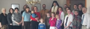 Chapel Group Photo for 2014-06 Trisagion