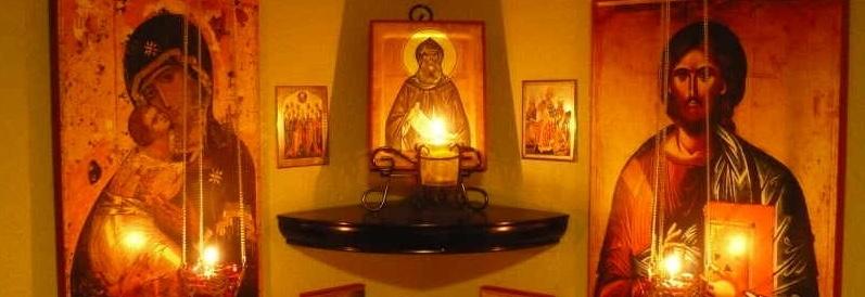 Praying at Home